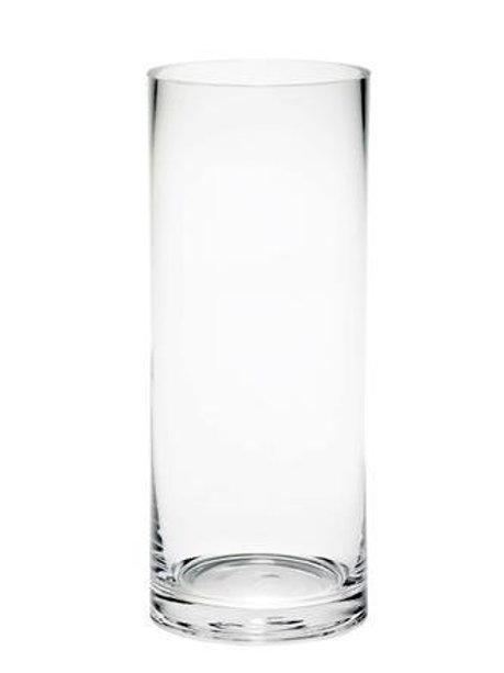 Glass Cylinder Vase - Large