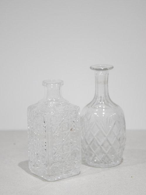 Crystal Decanter Vase