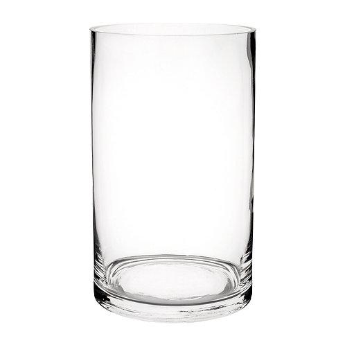 Glass Cylinder Vase - Medium