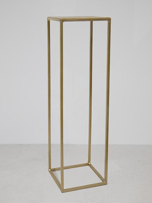 Gold Metal Riser