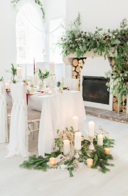 Candles and Weddings