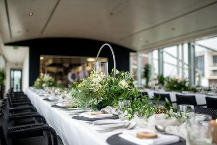 SIX Wedding Breakfast