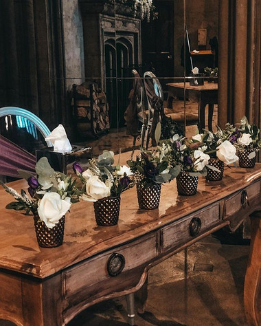 Tealight Flowers