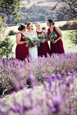 Mauve Weddings