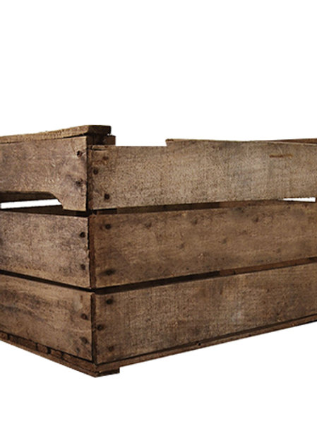 Apple Seed Crate - Large