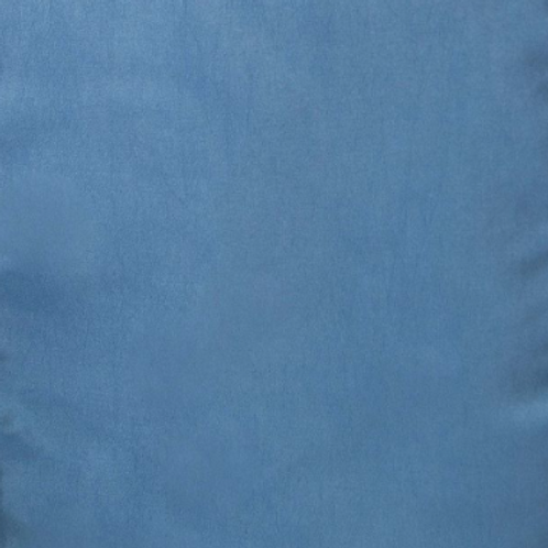 Blue Taffeta Runner