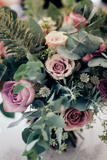 Bridal Bouquet Close Ups