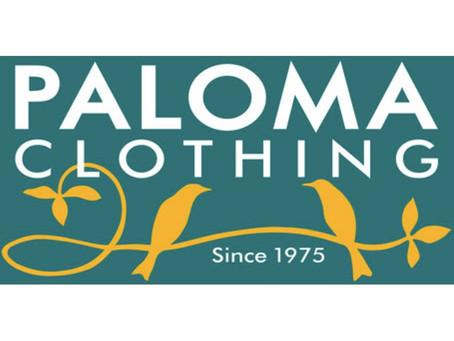 Local Business Spotlight: Paloma Clothing