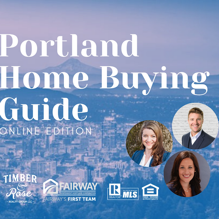 Portland Home Buying Guide: Online Edition
