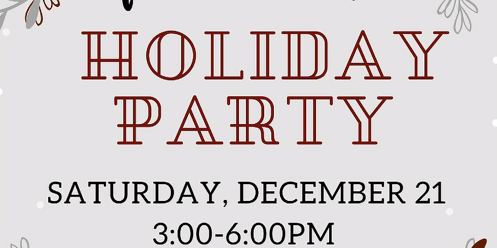 The Penaka & Evans Families Holiday Party