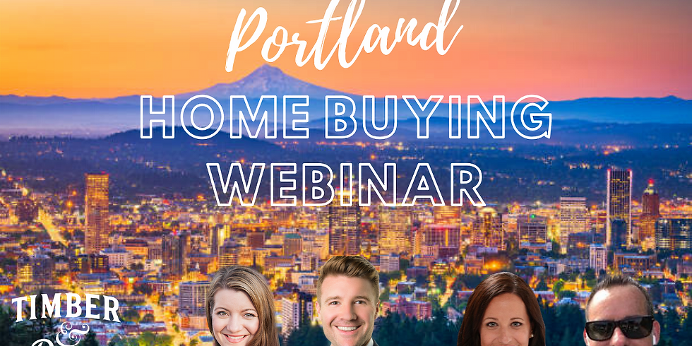 Portland Home Buying and Market Review Webinar