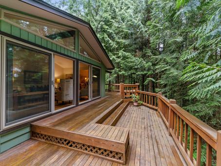 Summer Home Maintenance: The Deck