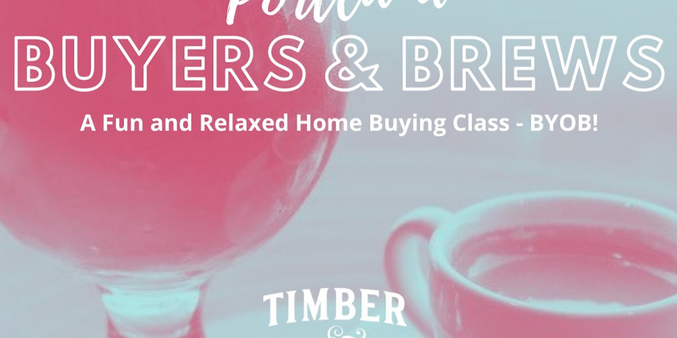 Buyers & Brews Home Buying Class - Thursday Happy Hour