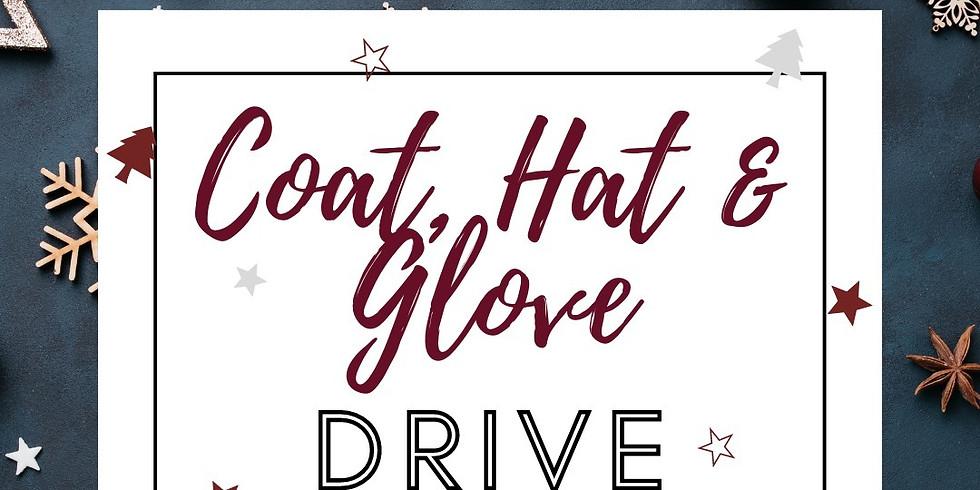 Annual Coat, Hat, & Glove Drive!