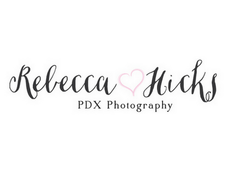 Local Business Spotlight: Rebecca Hicks PDX Photography