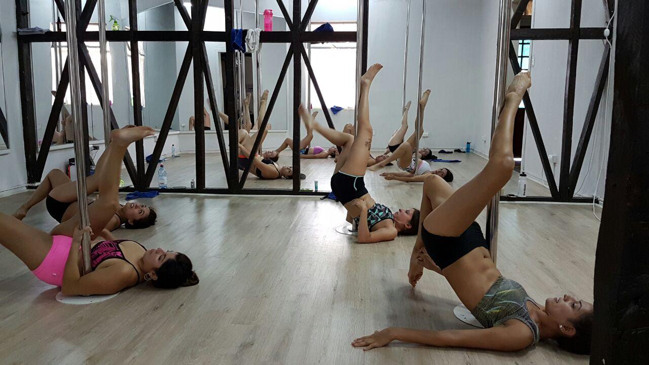 Cambre Studio, Pole Dance, Ñuñoa