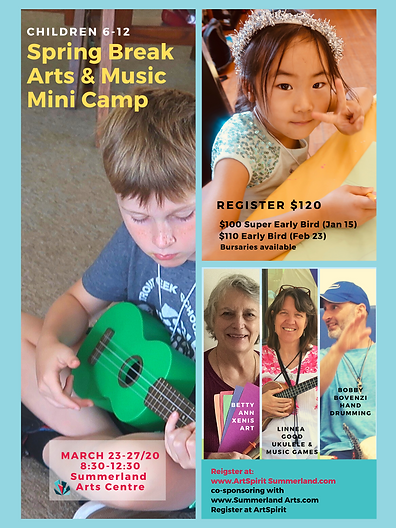 Spring Break Arts & Music Mini-Camp copy