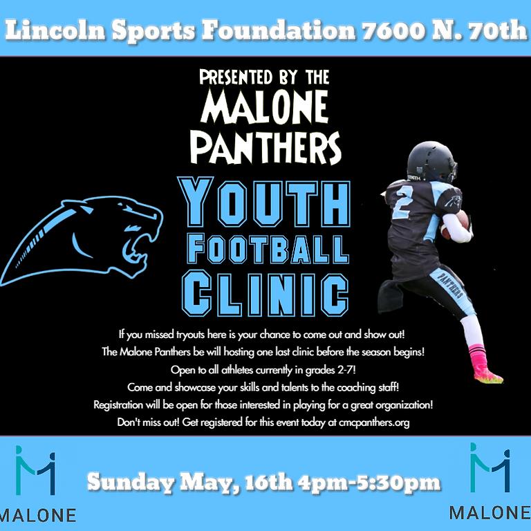 Youth Football Clinic