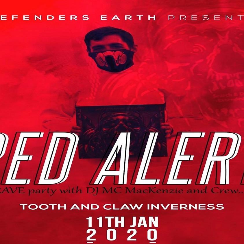 Defenders Earth Presents: Red Alert