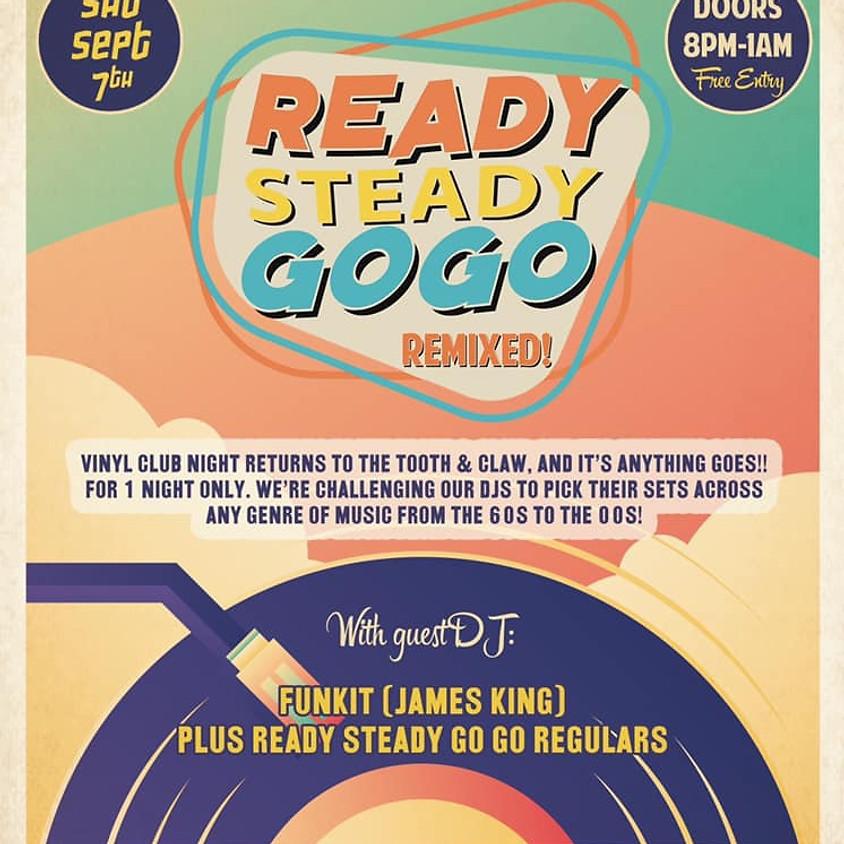 Ready Steady Go Go Remixed!