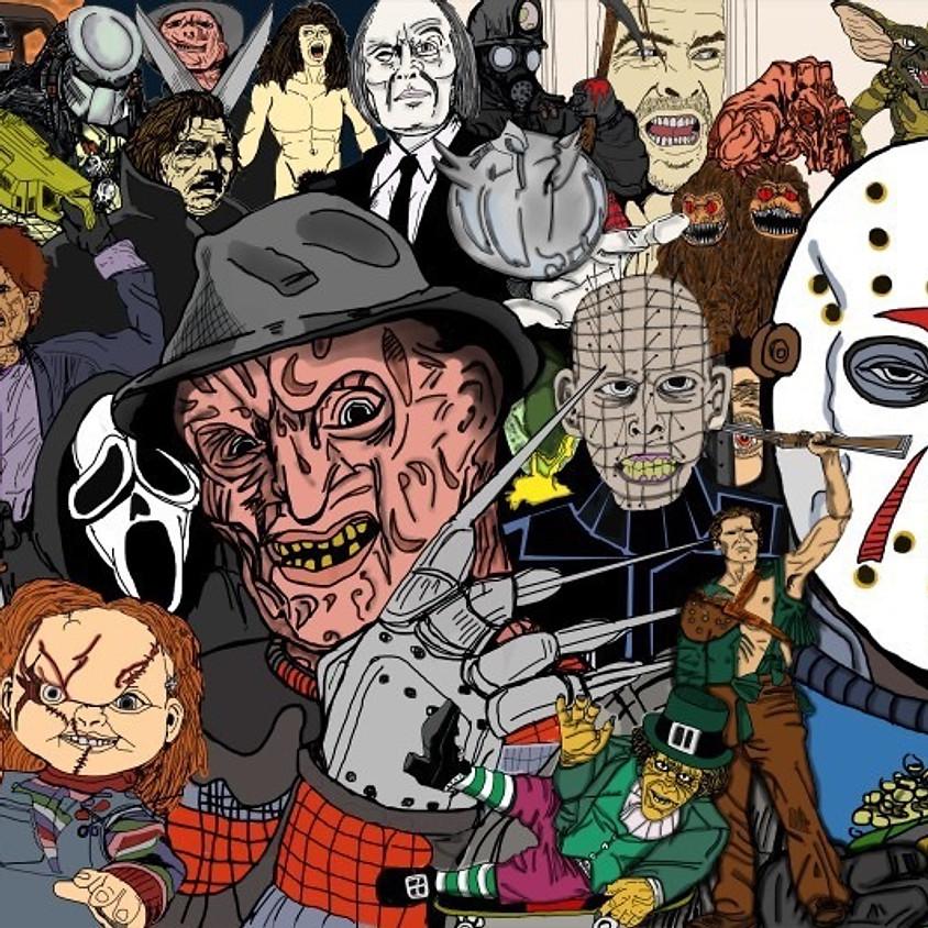 Horror Movie Quiz Fundraiser