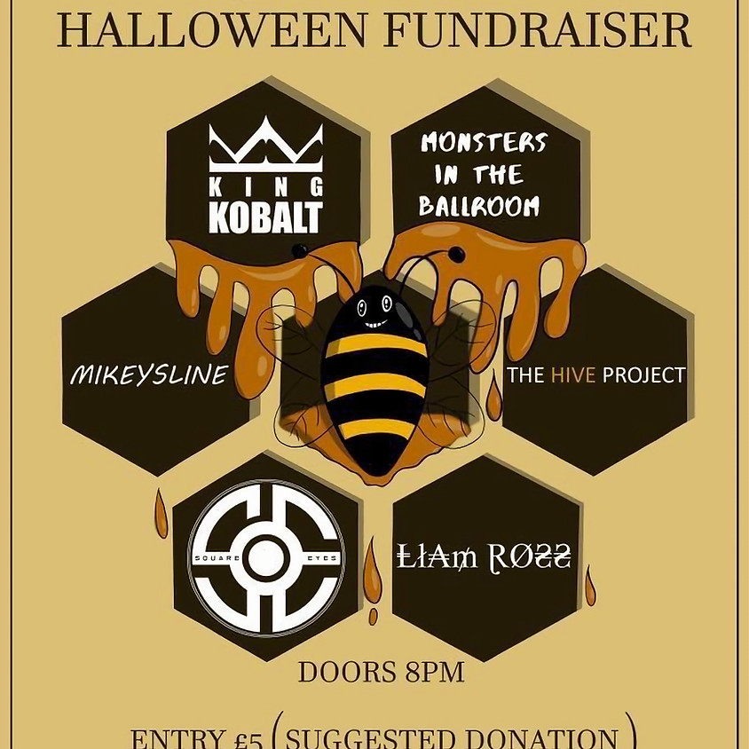 Mikeysline Halloween Fundraiser