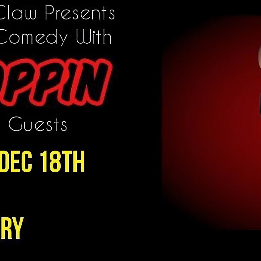 Live Stand Up Comedy with Nik Coppin plus special guests