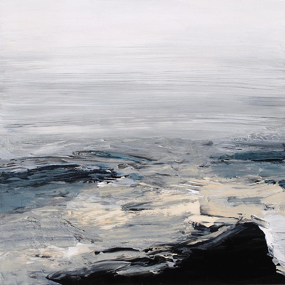 Gray Seascape