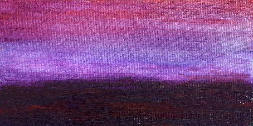 Purple Horizon