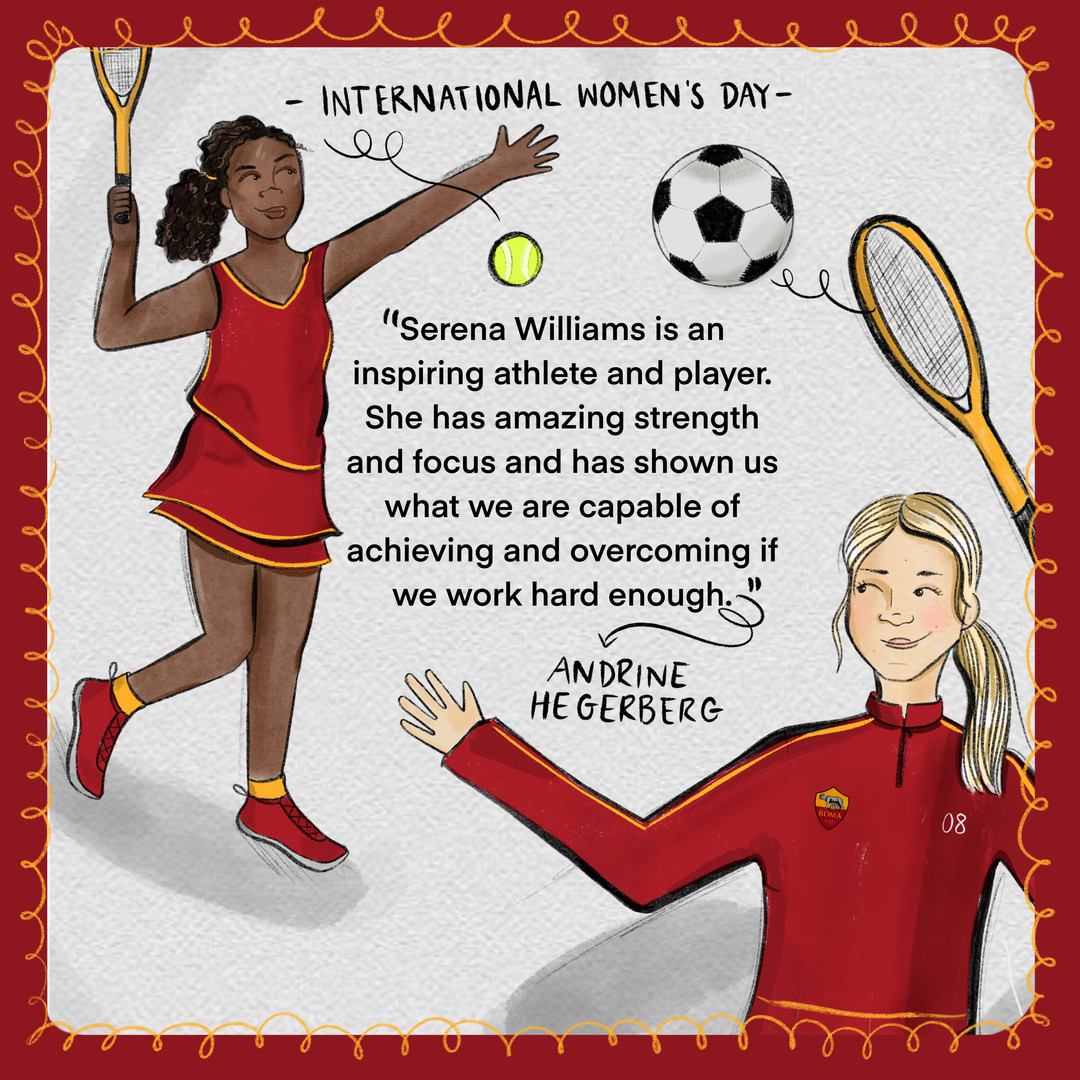 IWD Commission for AS ROMA