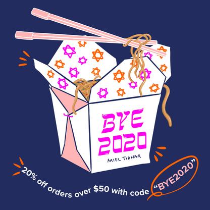 Bye 2020!