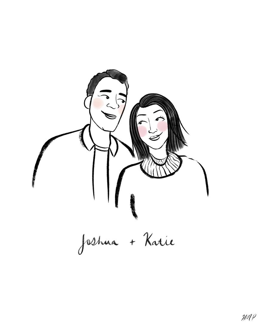 Joshua + Katie
