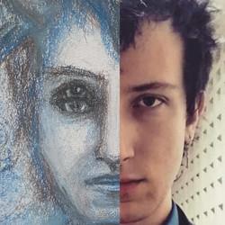 Portrait of Luc Venturim