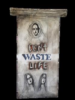 AA waste bag I