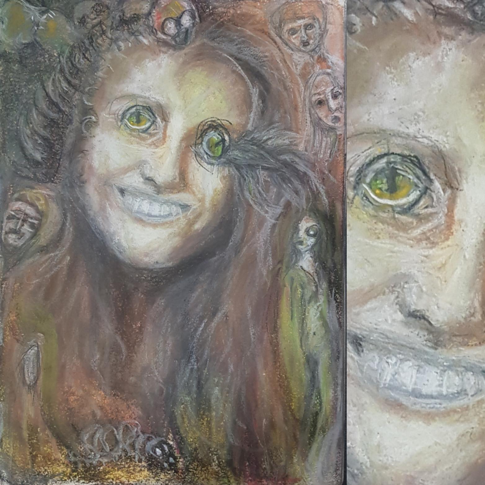 Portrait of Isabela Almeida