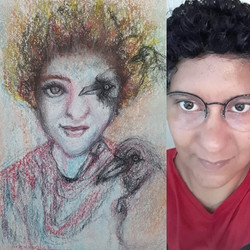 Portrait of Barbara Oliveira