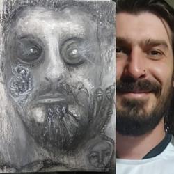 Portrait of Daniel Rattu
