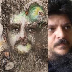 Portrait of Rafael Lago