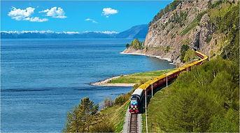 몽골-바이칼 기차여행