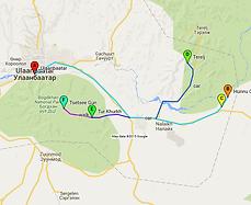 Teralj National Park+Hunnu camp trekking