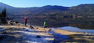 '하깅 하르' 호수