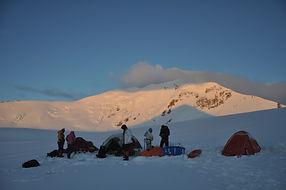 트레킹-몽골 서부 알타이산맥