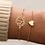 Thumbnail: armbandjes hartje of lotus