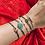 Thumbnail: armbandjes zwart
