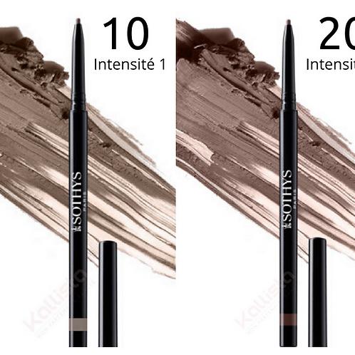 Wenkbrauwpotlood stylo sourcils 10 intensité 1