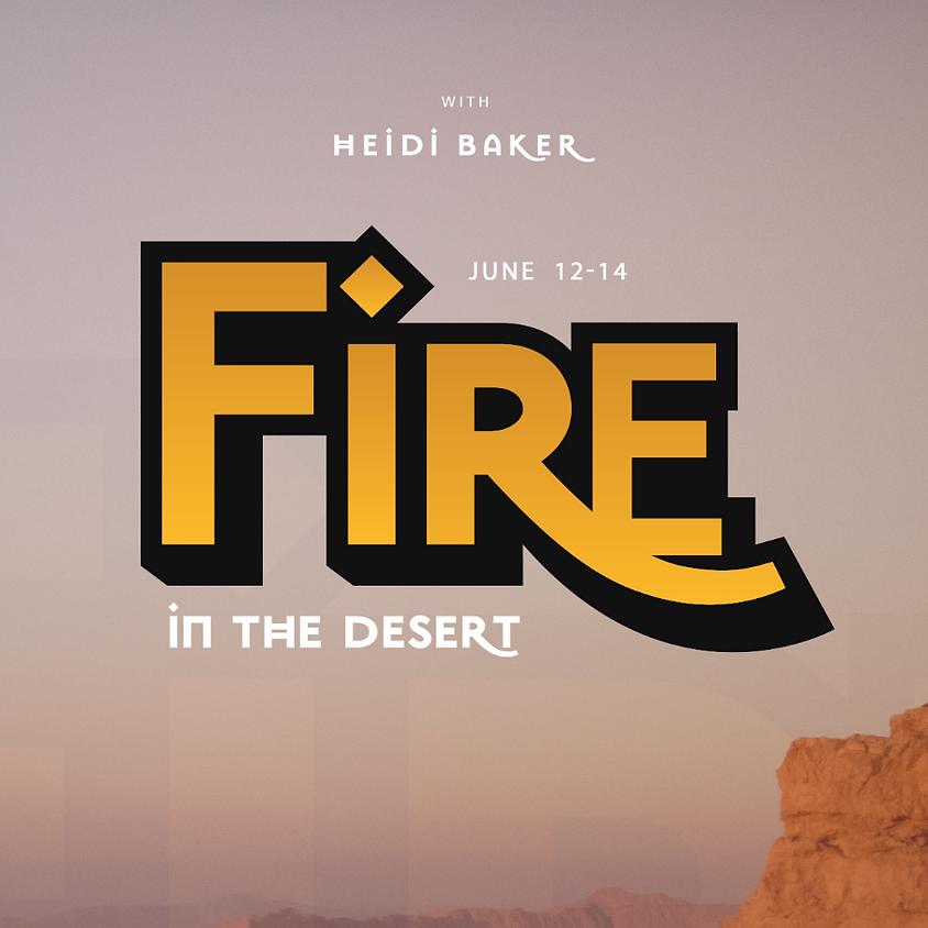 Fire in the Desert 2020