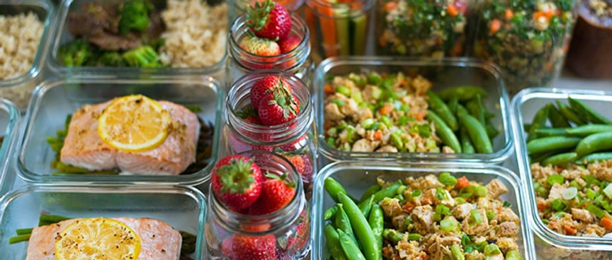 תוכנית ארוחות ל- 7 ימים