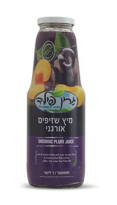 מיץ שזיפים אורגני - גרין פילד