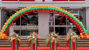 カンボジアで「セブンイレブン」が開店(9月1日)