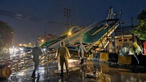 カンボジア全国で甚大な暴風雨被害(5月10日)